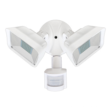 IP65 waterproof dual sensor led security light,led flood light led dusk to down light 10w 20w 30w