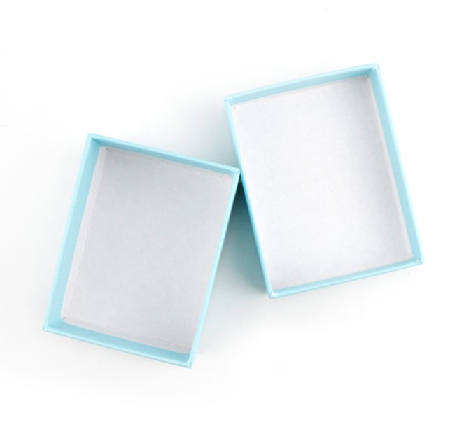 Lighter Blue Jewelry Box