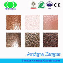 Antistatic type Traffic RAL 7043 powder coatings