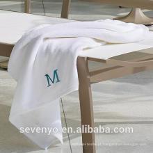 Toalha de banho de Terry do deisgn liso turco do algodão com logotipo feito sob encomenda BtT-170 China
