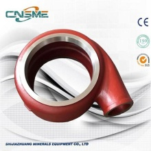 Metal Lined Slurry Pump Volute Liner