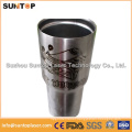 Rotary Laser Marking for Round Pipe/Rotating Laser Marking