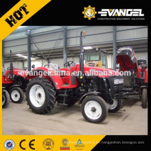 Tractor de rueda de 35hp 4WD Foton Lovol Mini TB504E