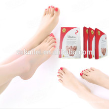 2014 hot-sale Exfoliating homemade foot mask