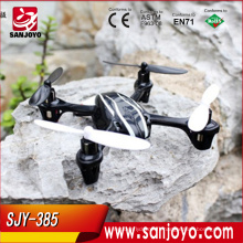 6 axes 2.4g 4ch télécommande le vol 3D avec X système gyro rc mini quadcopter !!