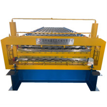 Hidraulik Double Roof ibr Tile Roll Forming Machine