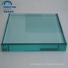 12мм 15мм 19мм толщиной плоского закаленного стекла