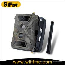 Cámara infrarroja de la caza de MMS / SMTP / FTP, cámara larga de la caza de la vida de la batería con opción del wifi