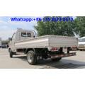 Caminhão de cabine única a diesel de 3 toneladas