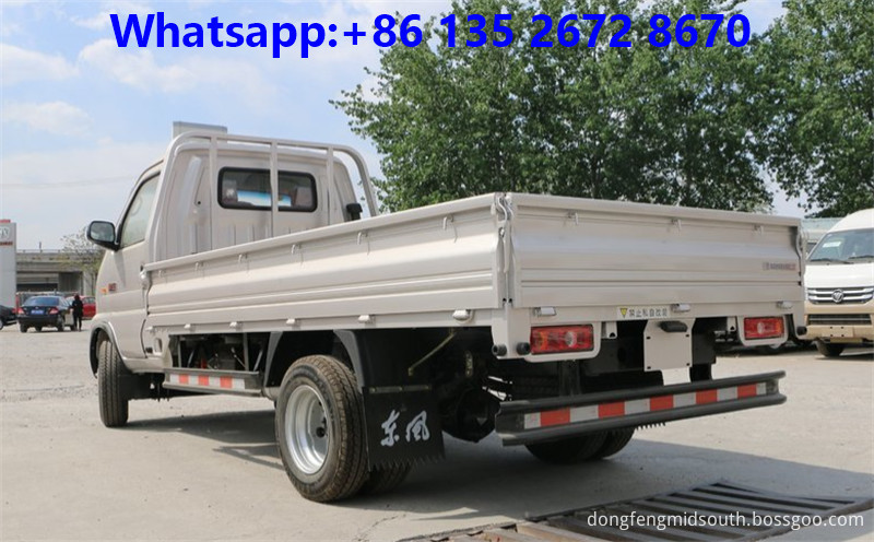 3 Tons Diesel Cargo Truck2