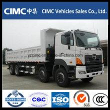 Camião basculante Hino 8X4 / camião basculante