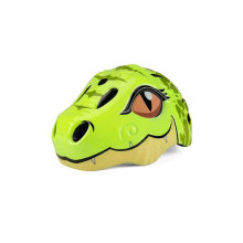 Cartoon Dinosaur Patterned Skating Protective Cycling Kids Bike Helmet Sports For Bicycle