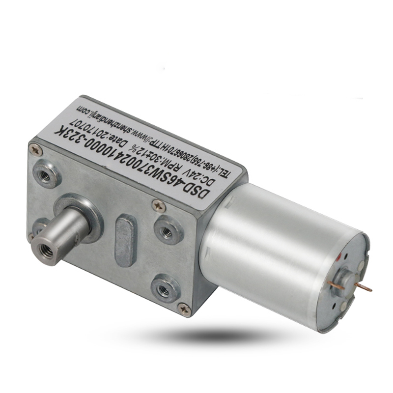 46mm worm gear motor