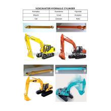 excavator hydraulic arm cylinder
