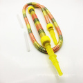 1.8m Yellow Sps Hookah Shisha Hose with Acrylic Mouthpiece (ES-HH-012-3)