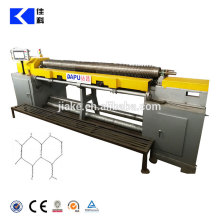 CNC Straight And Reverse Hexagonal Wire Mesh Machine