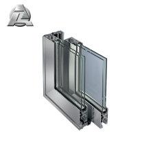 Cadre de porte et de fenêtre en aluminium anodisé résistant à la corrosion et à section z