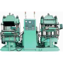 Machine de pressage à double chaleur hydraulique (SJ646)