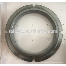 Допуск 0.005 mm полировать зеркала Rbsic керамическая SSIC карбида кремния керамические уплотнительное кольцо втулка втулка с шестерней