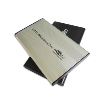 Alumínio 2.5 HDD Enclosure Case