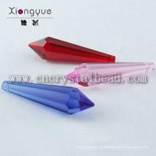 Mejor venta de araña de cristal de prisma luz accesorios