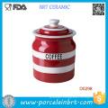 2016 New Style Tableware Set Ceramic Storage Jar