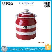 2016 New Style Louça Definir Jar De Armazenamento De Cerâmica