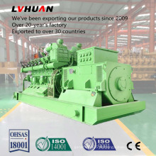 10-600kVA Cogeneration System mit Erdgas-Aggregat