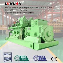 Système de cogénération de 10-600 kVA utilisant un groupe électrogène au gaz naturel