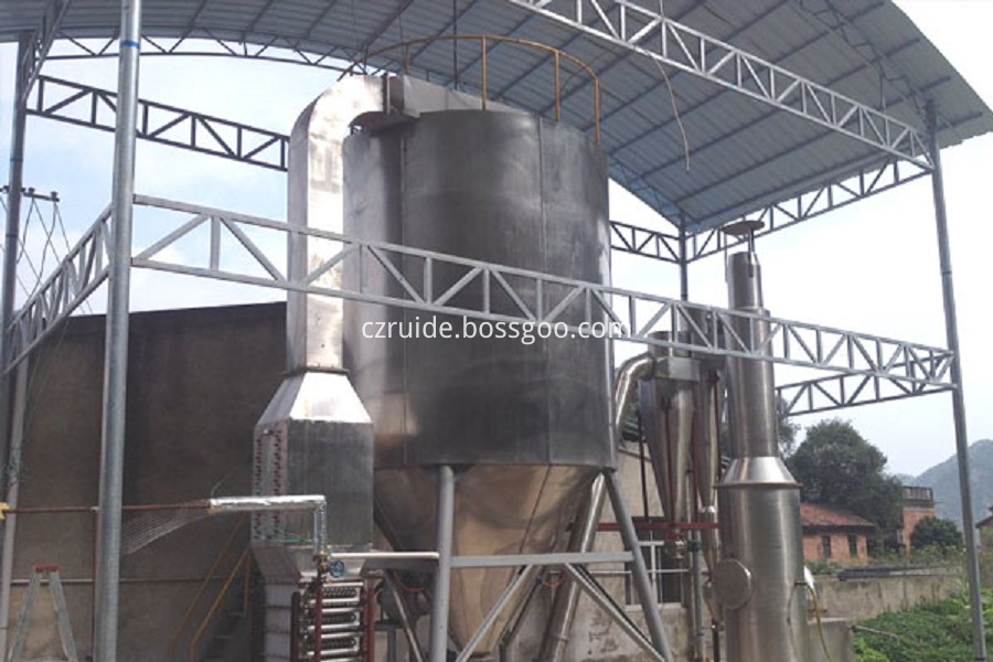 chentrifugal spray dryer