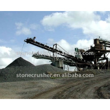YKM usine complète de rupture de pierre