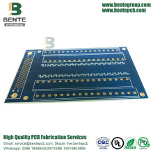 Manufactur standard for Best PCB Prototype,Prototype PCB Assembly,PCB Assembly Prototype Manufacturer in China Blue ink PCB Prototype supply to India Exporter