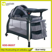 NEW Play Yard Baby Manufacturer Design Canopy with Toys Double Layer