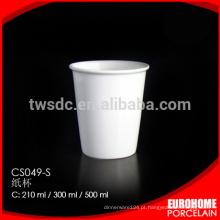 xícaras de chá exclusivo para exportação por atacado