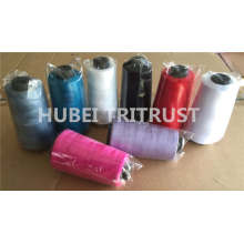 100% Spun Polyester Sewing Thread for Garments (60s/3)