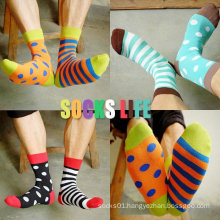 Customized Wholesale Fashion Couples Unisex Sock