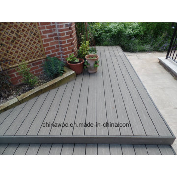 Eco-Friendly Outdoor WPC (Wood Plastic Composite) Decking