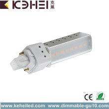CE RoHS 3000K LED G24 Tube AC220V 50Hz