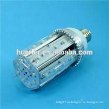 La alta calidad 18W 72W 18-72w e27 llevó la luz e40 del maíz con CE y RoHS