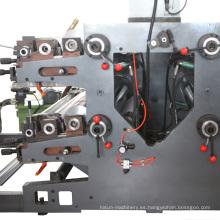 Escuela de suministro de papel portátil máquina