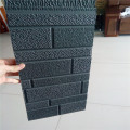 Fireproof waterproof exterior wall covering