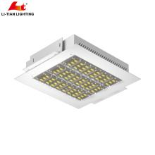 UL-DLC 2018 neue Produkte IP65 führte Lichter für Überdachung im Freien 150w geführte Tankstelleüberdachungslichter