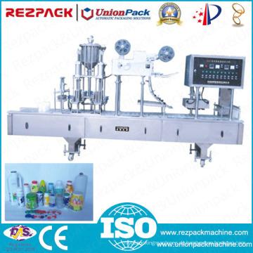 Automatische Wasser-Getränke-Füllung Flaschen-Verpackungsmaschine