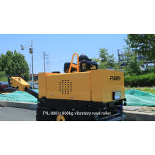 Attractive Price Hand Guide Walk-behind Roller Compactor
