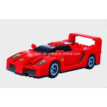 Racing Series Designer Supercar Bloque Juguetes