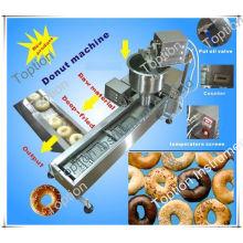 Автоматическая Пончик чайник (из нержавеющей стали материал, с маслом поставить клапан, донат счетчик)