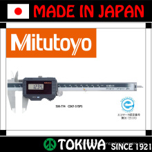 Digital measurement & machining tool. Manufactured by Mitutoyo & Trusco. Made in Japan (vernier caliper and ruler measurements)