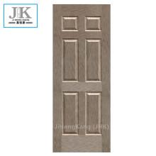 JHK-Molded Brich Veneer HDF Materail Nice Design Door Skin