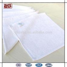 Serviettes en coton égyptien en gros Serviette à main bon marché Serviette en coton blanc