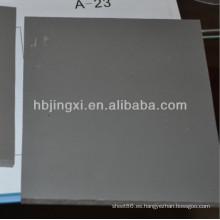 Tablero plástico PVC con resistencia química